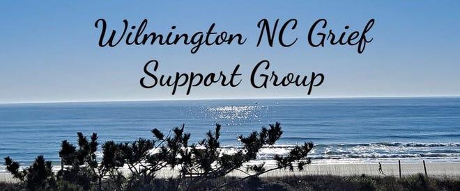 Wilmington NC GriefSupportGroup meets virtually every Thursday.