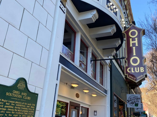 The Ohio Club in Hot Springs, Ark., was once a favorite haunt of Al Capone. Now, guests can enjoy a drink and dinner in one of the oldest bars in the state.