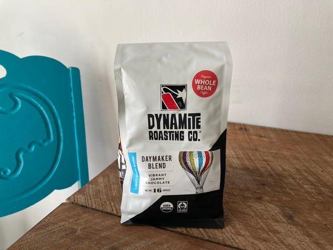 Dynamite Roasting Co.'s Daymaker Blend.