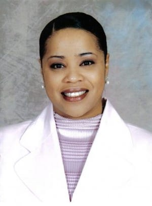 Erika Broadwater is president of the National Association of African Americans in Human Resources. She is recruiting operations manager at OneMain Financial and is based in Bear, Delaware.