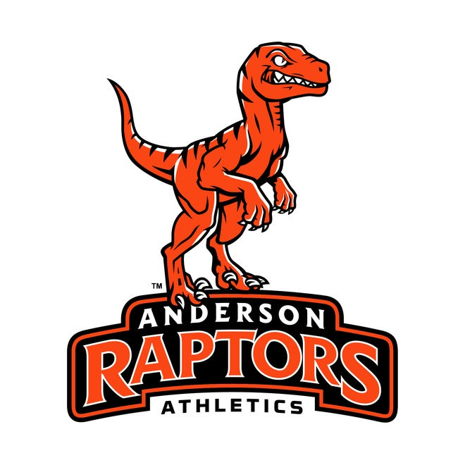 Anderson High School announced their new mascot, the Raptors, and logo on Friday, March 5, 2021.