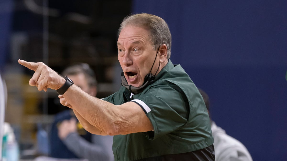 Michigan State could lock up tournament bid with win Sunday 2