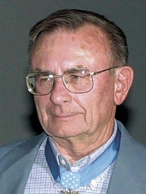 Korean War veteran Robert Simanek is a Medal of Honor recipient.