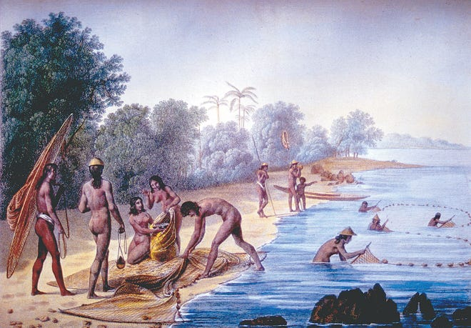 I Taotao Tåsi, the People of the Sea