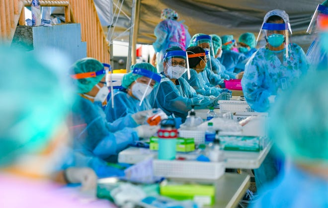 9 new COVID-19 cases, 1 Guam DOE student positive