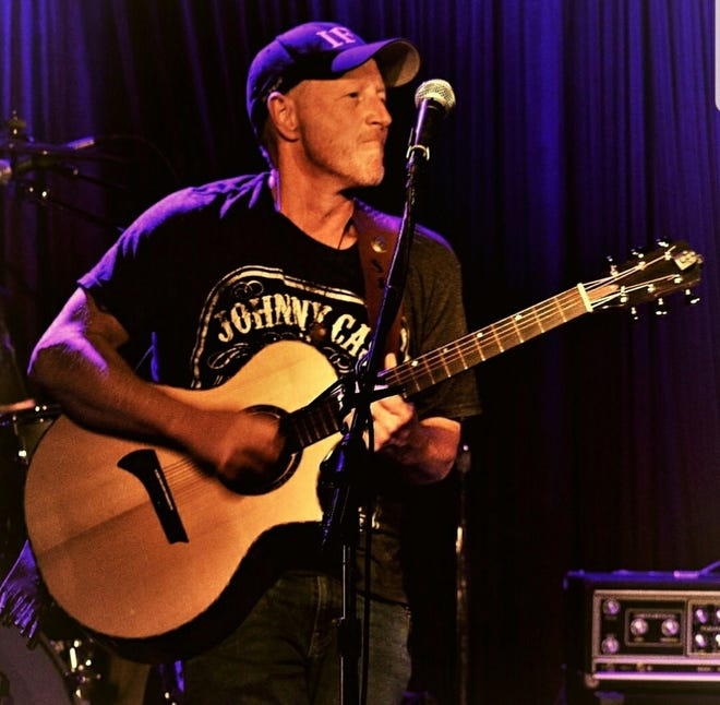 Eric Hamilton is lead singer and guitarist for the Nashville-based group the Eric Hamilton band. The musician is battling brain cancer.
