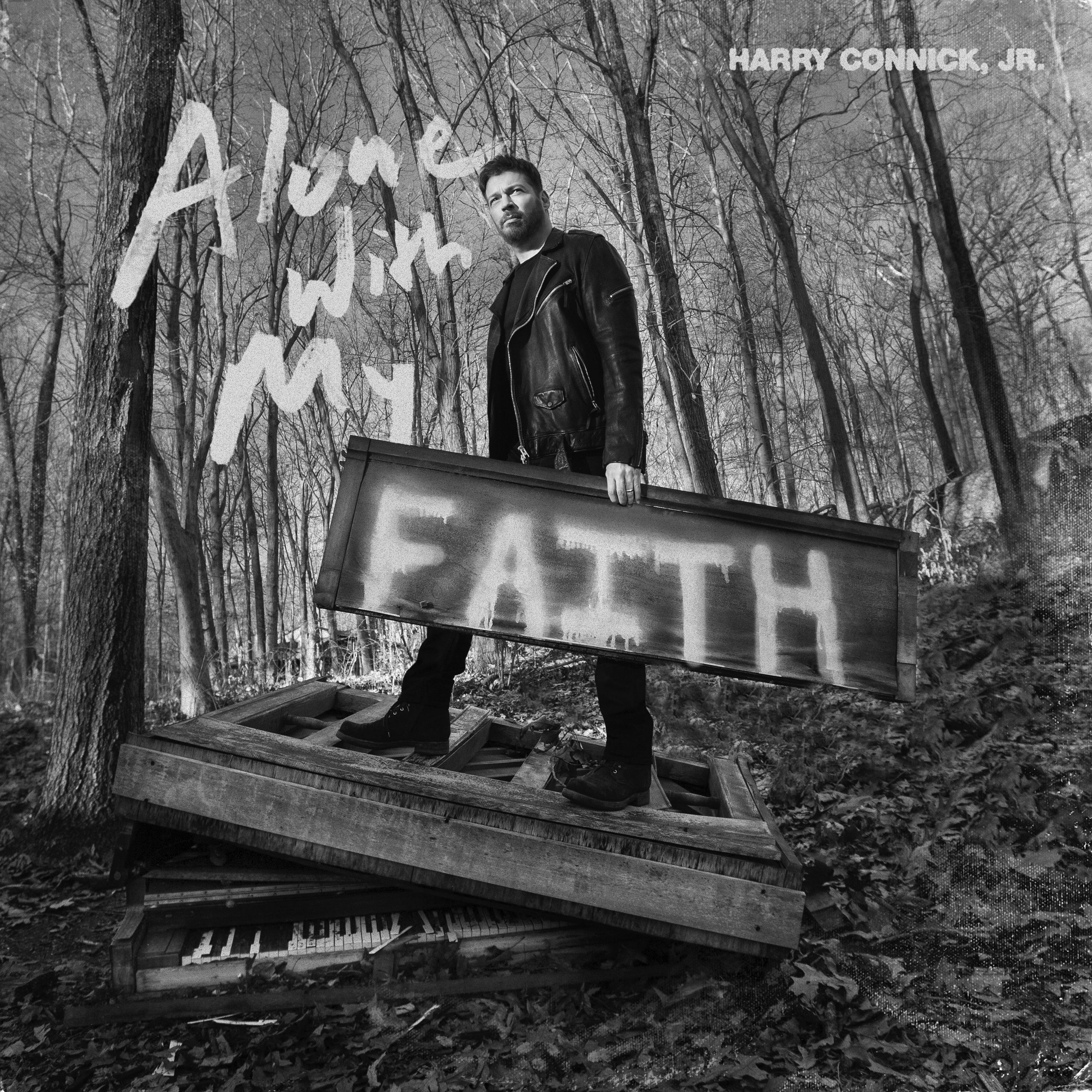 """Harry Connick Jr Releases New Album, """"Alone With My Faith,"""" Inspired by His Relationship With God"""