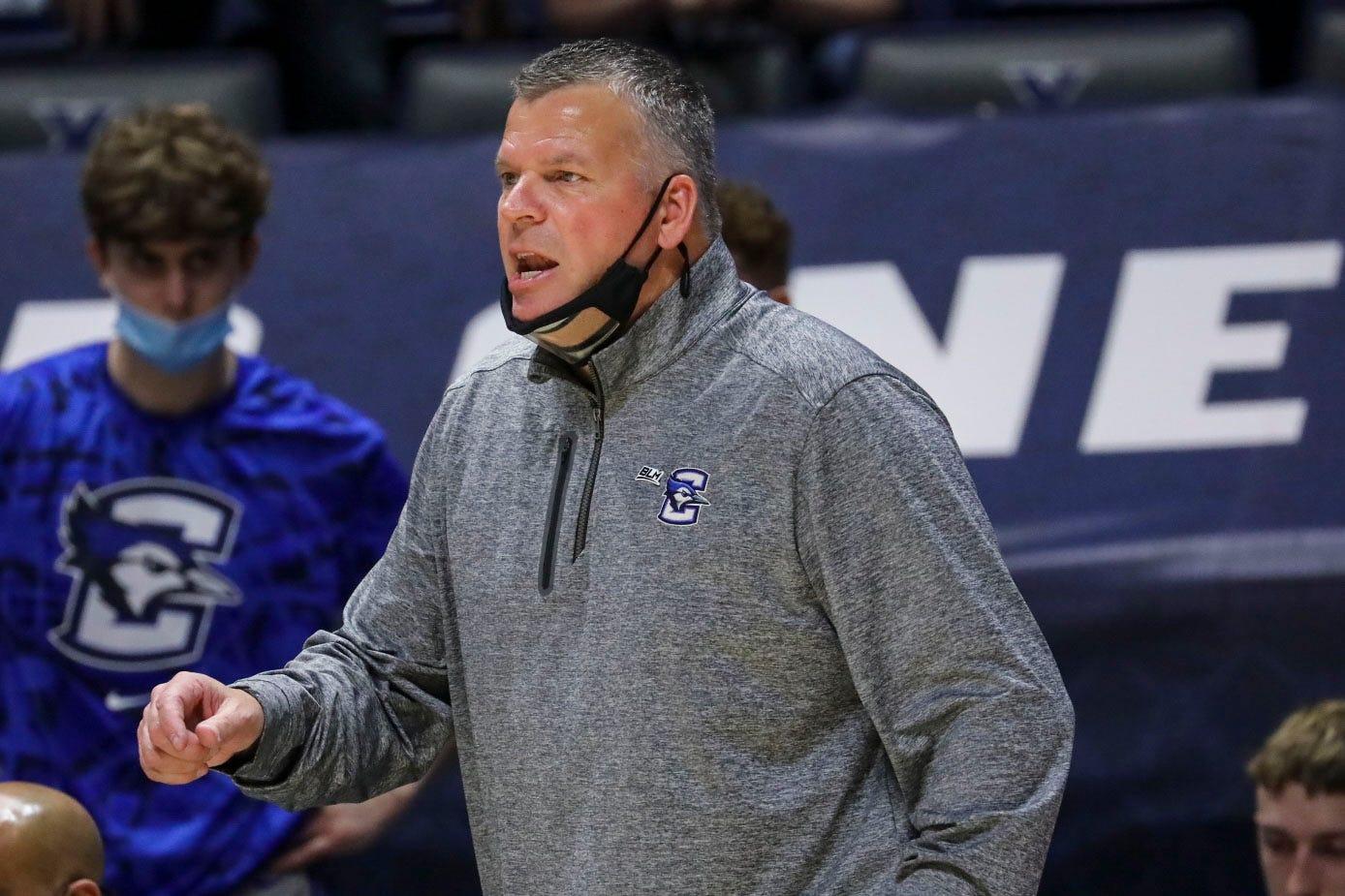Creighton suspends men s basketball coach Greg McDermott over racially insensitive remarks