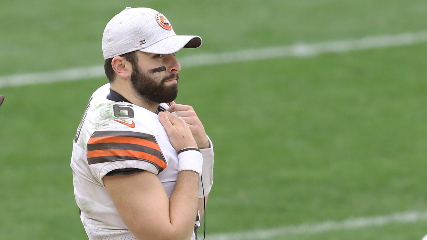Tom Brady had hilarious response to Colin Cowherd being critical of Baker Mayfield's UFO sighting - USA TODAY