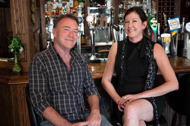 Magical Meat Boutique owners Phil Barnard and Kate Bellamy opened the British gastro-pub nearly eight years ago in downtown Mount Dora and recently moved across the street to expand after outgrowing their space.