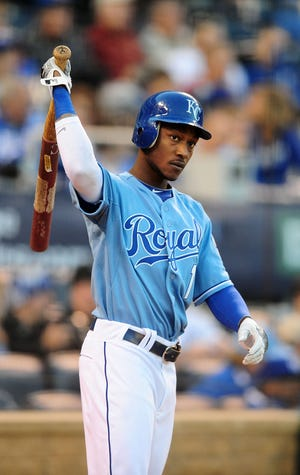 Outfielder Jarrod Dyson is rejoining the Kansas City Royals on a one-year, $1.5 million deal.
