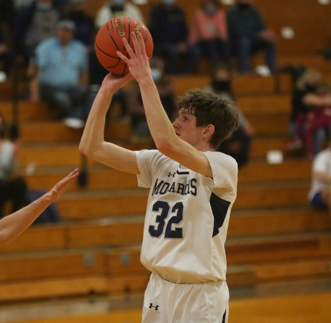 TMP's Jackson Schulte has been selected to play in the KBCA All-Star Game.
