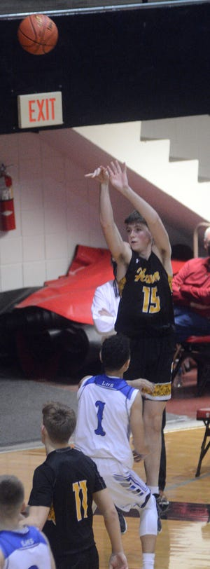 Haven senior Zane Jacques scored 20 points to lift the Wildcats to a 52-41 win over Lyons in the Class 3A sub-state semifinals. Haven is 16-5 and plays in the finals at 5 p.m. Saturday.