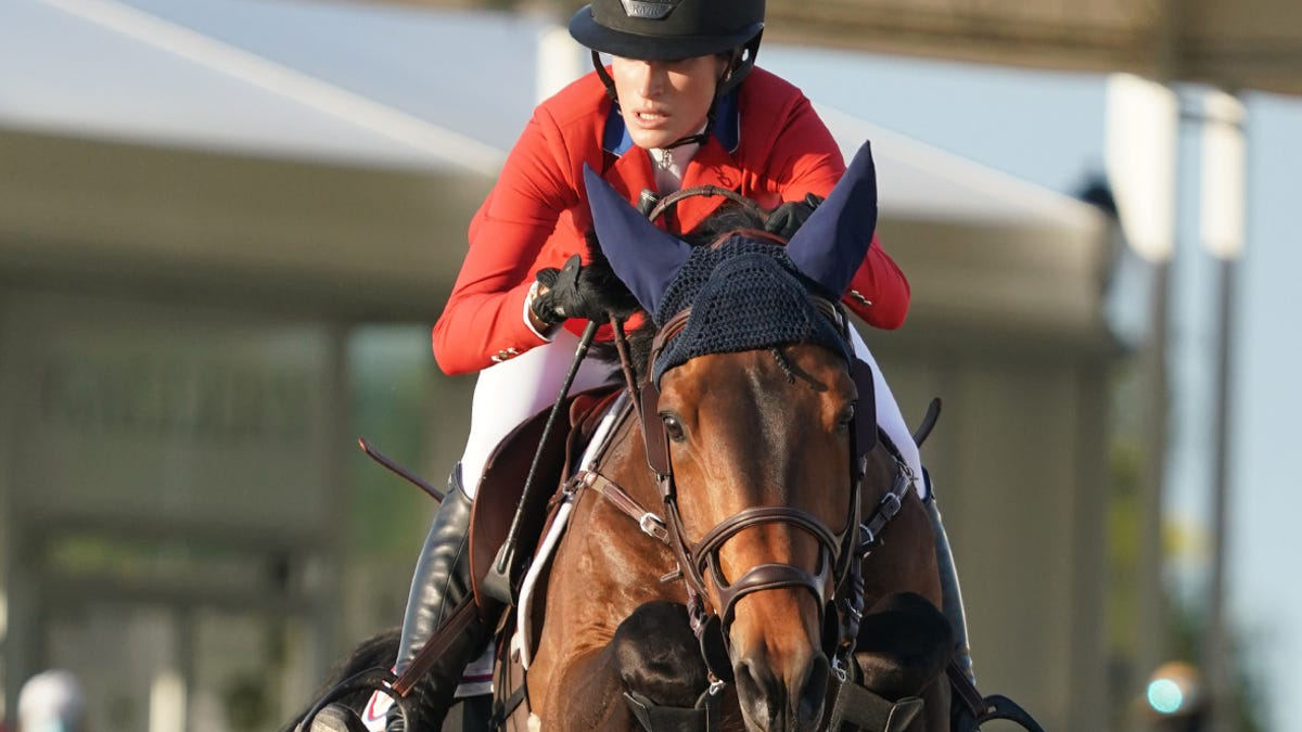 Springsteen, NetJets U.S. Jumping Team win bodes well for Team USA