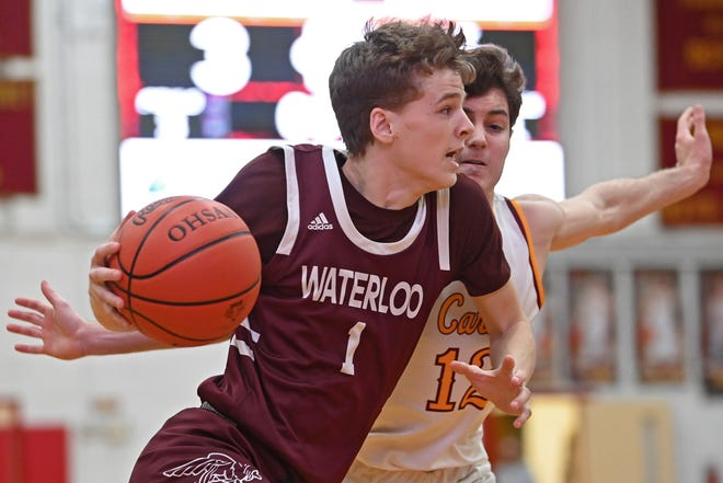 Waterloo's Kyle Shockley was selected to the Division III first team on the Ohio Prep Sportswriters Association All-Ohio boys basketball team Monday.