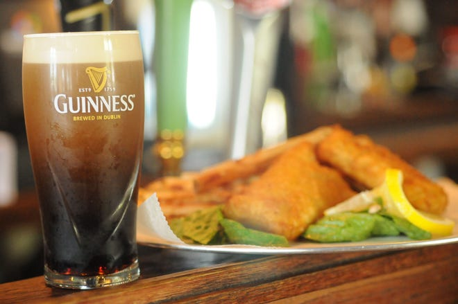 Visit these places in Sarasota, Manatee and Charlotte counties for a perfectly-poured pint of Guinness and perhaps some fish and chips.