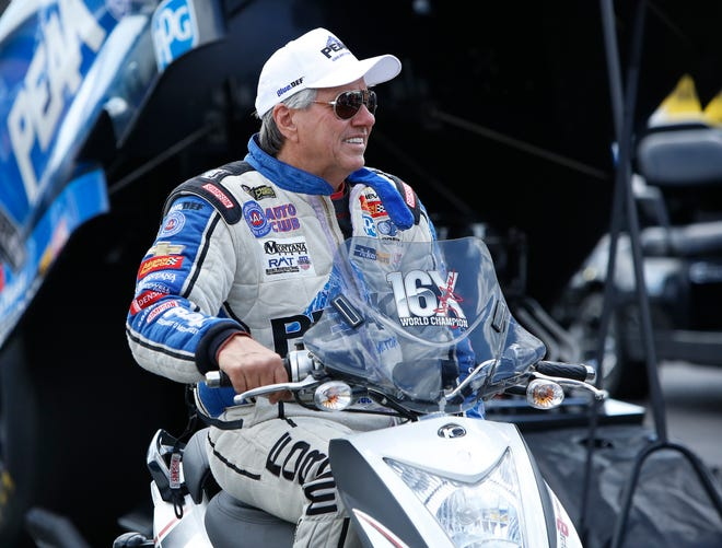 There were no Gatornationals last year, thanks to COVID-19 putting the sports world on hold last spring. Racing legend John Force will compete in the 52nd Amalie Motor Oil NHRA Gatornationals at Gainesville Raceway this year.