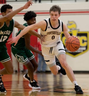 Gabe Cupps averaged 15.2 points, 4.9 assists and 1.7 steals per game while leading Centerville to a state championship last season.