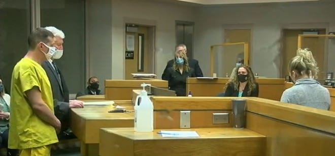 A judge set the bond at $1 million Saturday for Anthony Percord, a former Loveland officer who is facing rape charges.