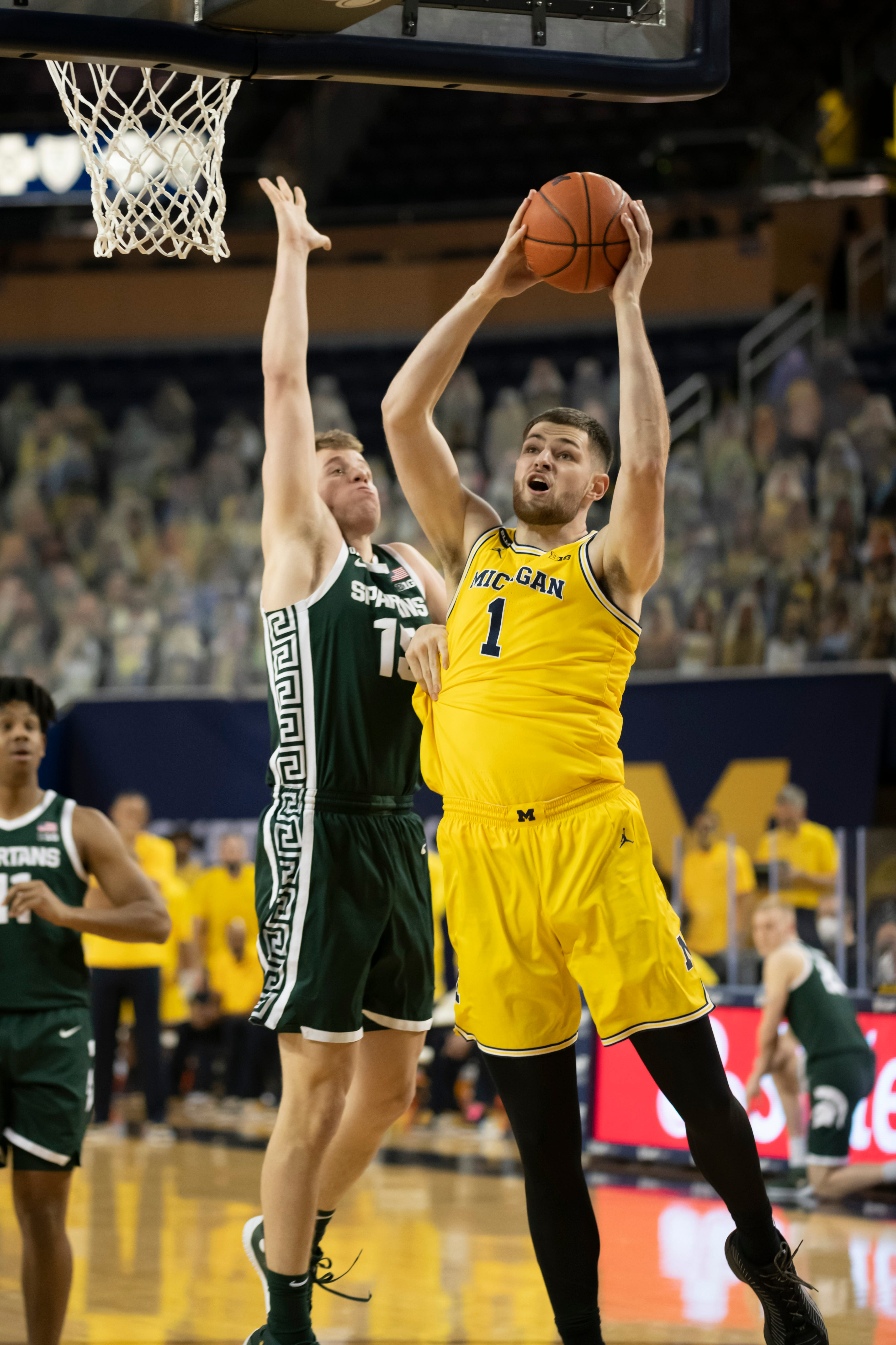 Wojo: Spartans cut it too close for comfort, but Izzo's streak lives 2