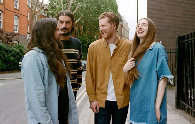 Dry Cleaning, a modest four-piece band based in London, is changing the scope of rock and punk music with their post-punk style, a more avant-garde approach to the traditionally loud genre.