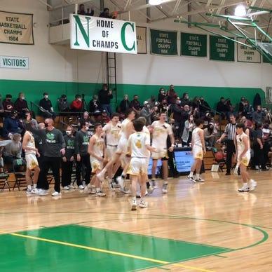 Heath boys basketball settles for district runner-up