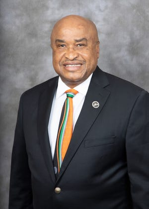 Florida A&M University College of Agriculture and Food  Sciences Dean Robert W. Taylor