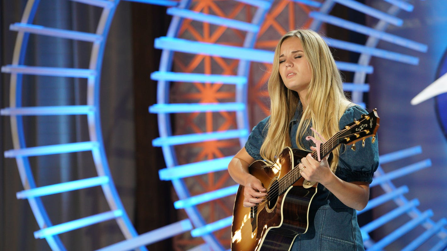 'American Idol' contestant sings about dad's struggle with addiction in emotional audition - USA TODAY