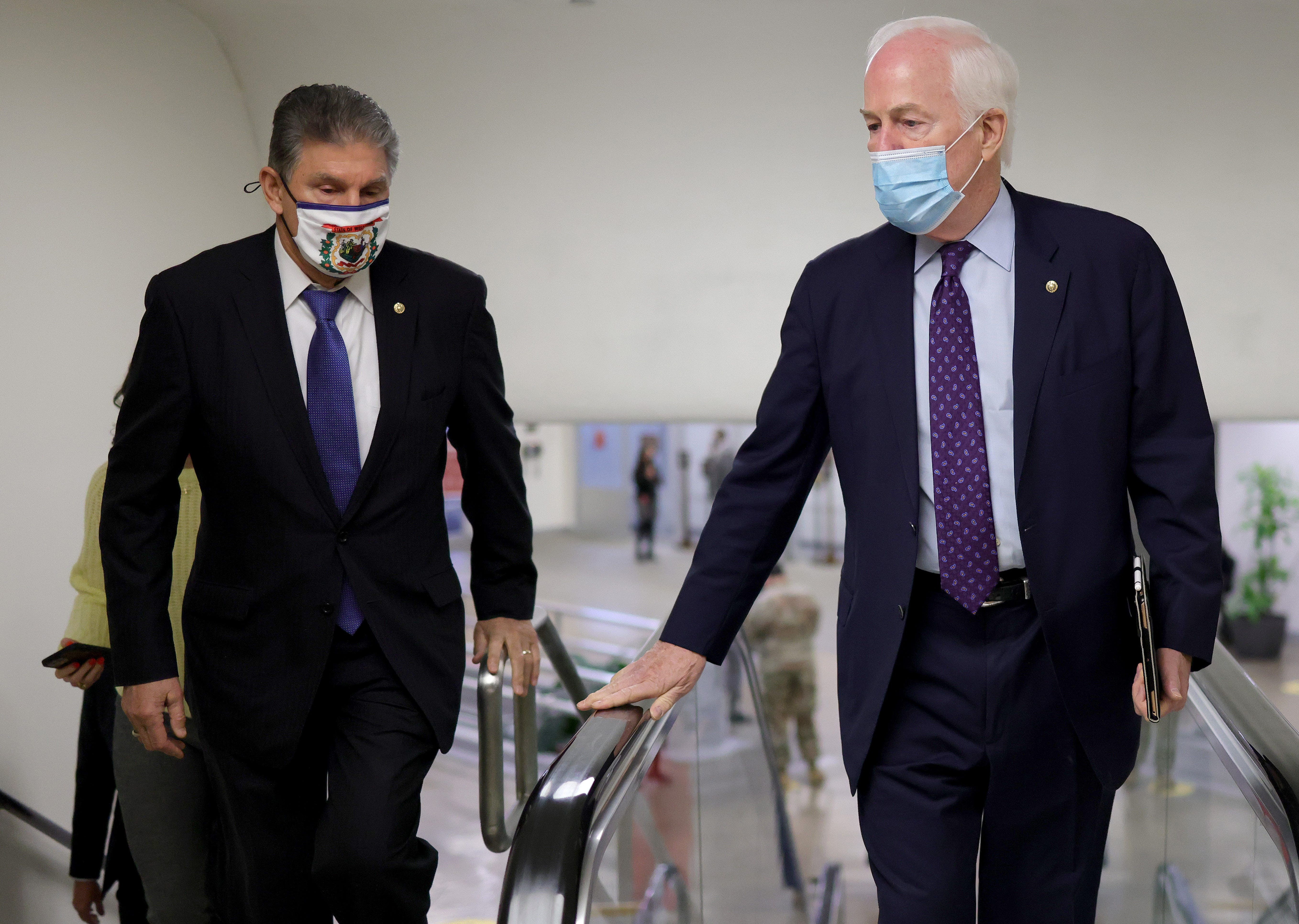 Live stimulus updates: Senate restarts proceedings on Biden's stimulus bill after long delay