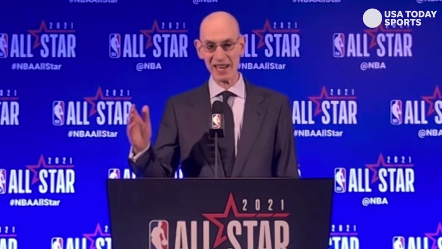 NBA Commissioner Adam Silver on LeBron James' All-Star Game criticism, vaccines and returning to normal - USA TODAY