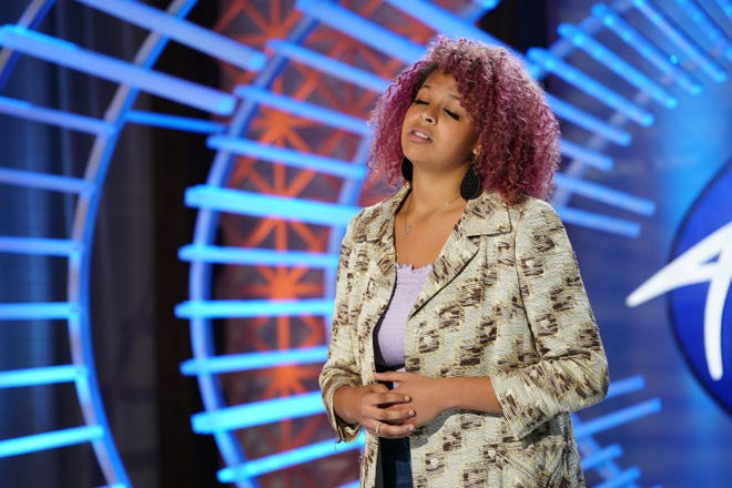 American Idol auditions continue in Los Angeles, California; San Diego, California; and Ojai, California, as the all-star judging panel searches for the next superstar on a brand-new episode airing SUNDAY, MARCH 7 (8:00-10:00 p.m. EST), on ABC. (ABC/Christopher Willard) ALYSSA WRAY