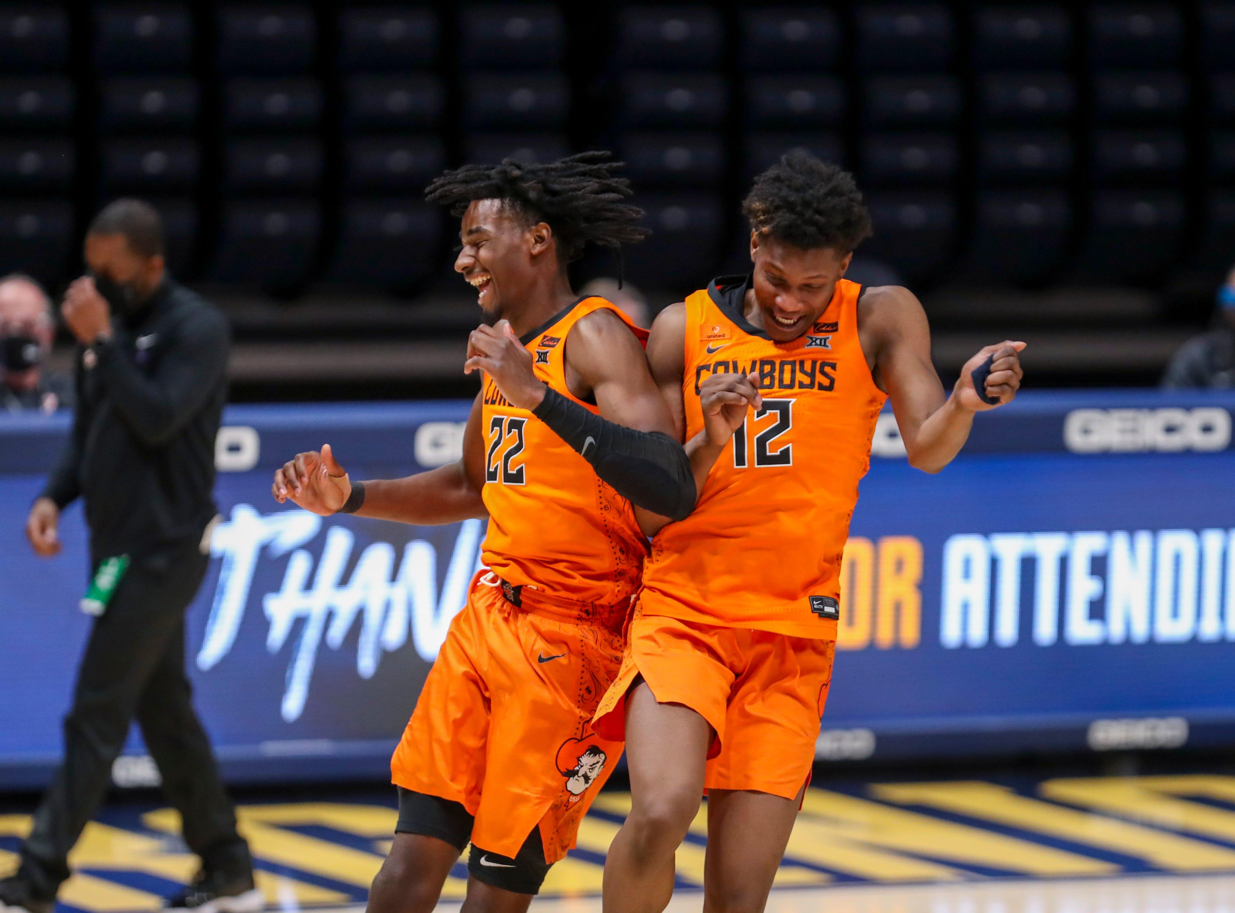 College basketball winners and losers: Oklahoma State, Virginia surging; Villanova, Florida State falter