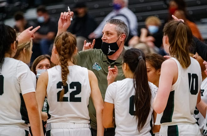 Cedar Park coach Donny Ott and his top-ranked team qualified for Wednesday's Class 5A state championship game at the Alamodome in San Antonio by beating Beaumont United 75-51 Saturday in Houston.
