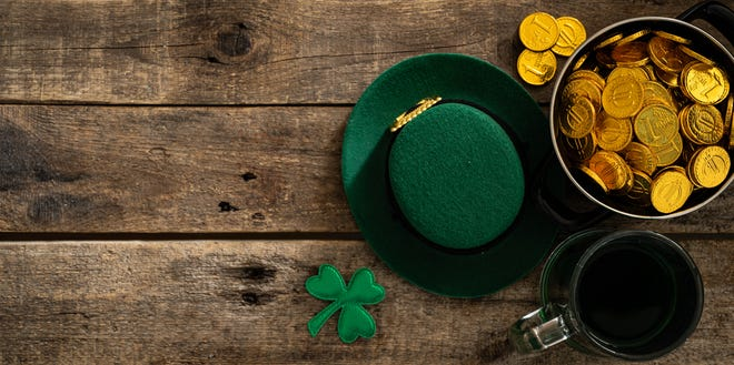 St. Patrick is the topic of a program at the Thomas Crane Public Library on March 9.