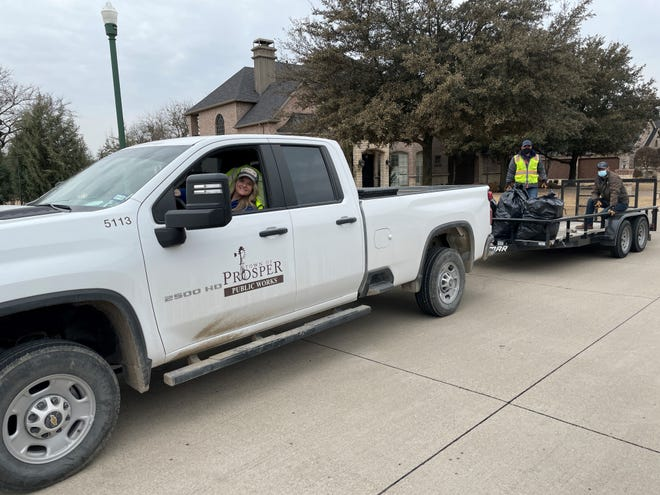 """The """"My Prosper"""" app allows the Public Works Department to be aware of those problems in real time, notifies the proper department, and facilitates addressing the issue quickly."""