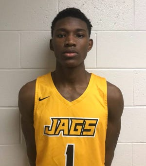 N.C. State commit Terquavion Smith, pictured here in late 2019, won his third NCHSAA 2-A state championship with Farmville Central on Saturday.