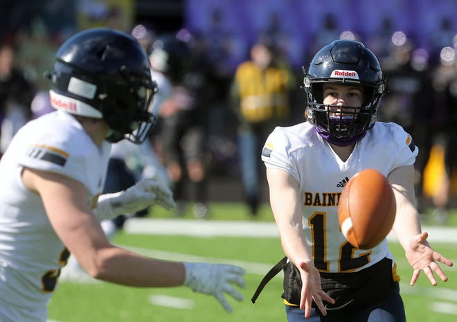 Bainbridge was one of several high schools to join the Olympic League on an interim basis during the 2020-21 school year. The Spartans are seeking to remain in the league for at least one more year.