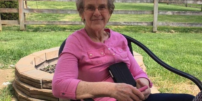 Barbara Ball, 82, went missing from Independence, Kentucky Saturday afternoon.