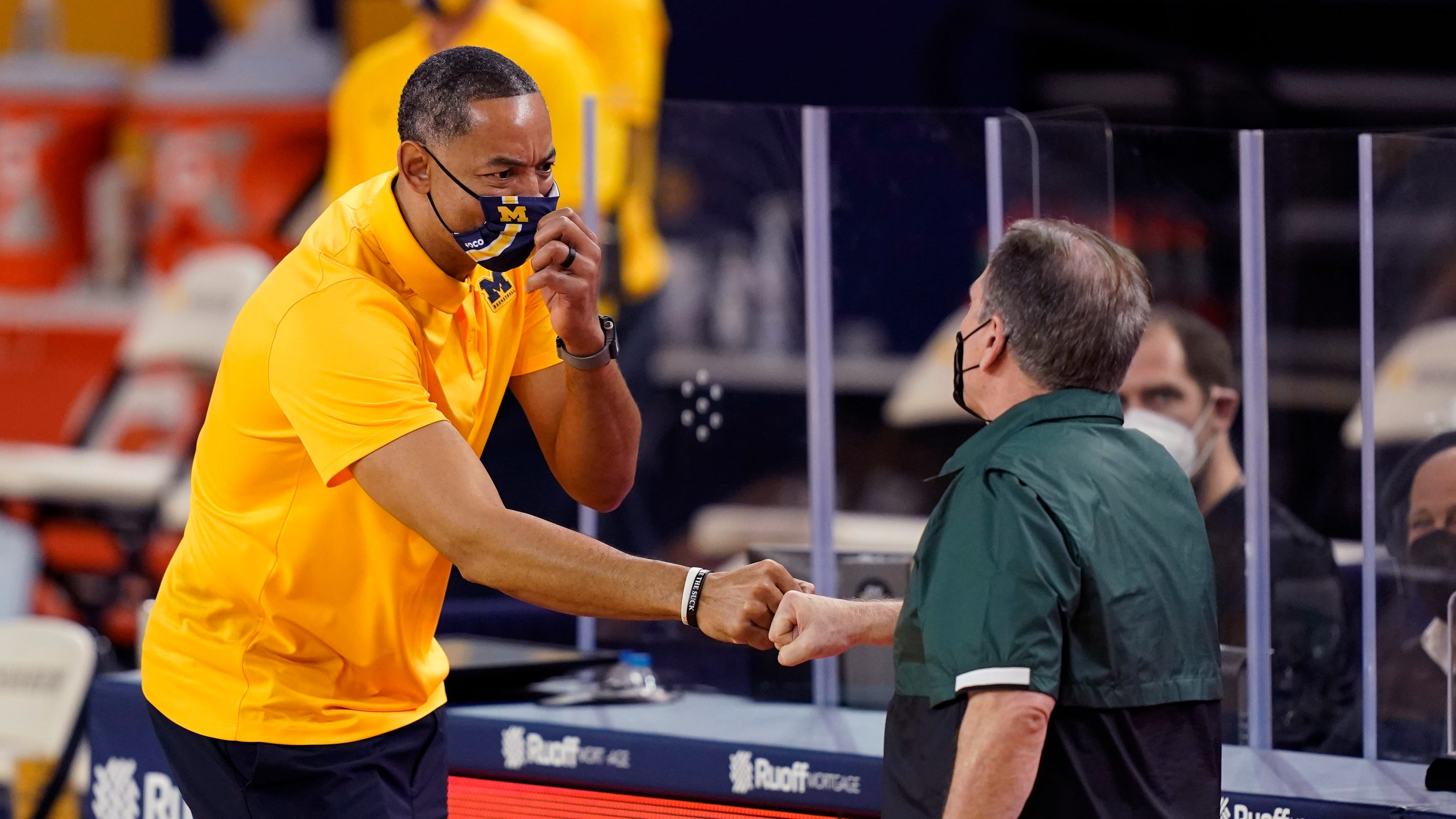 Michigan and Michigan State basketball to play twice in 2021-22 season