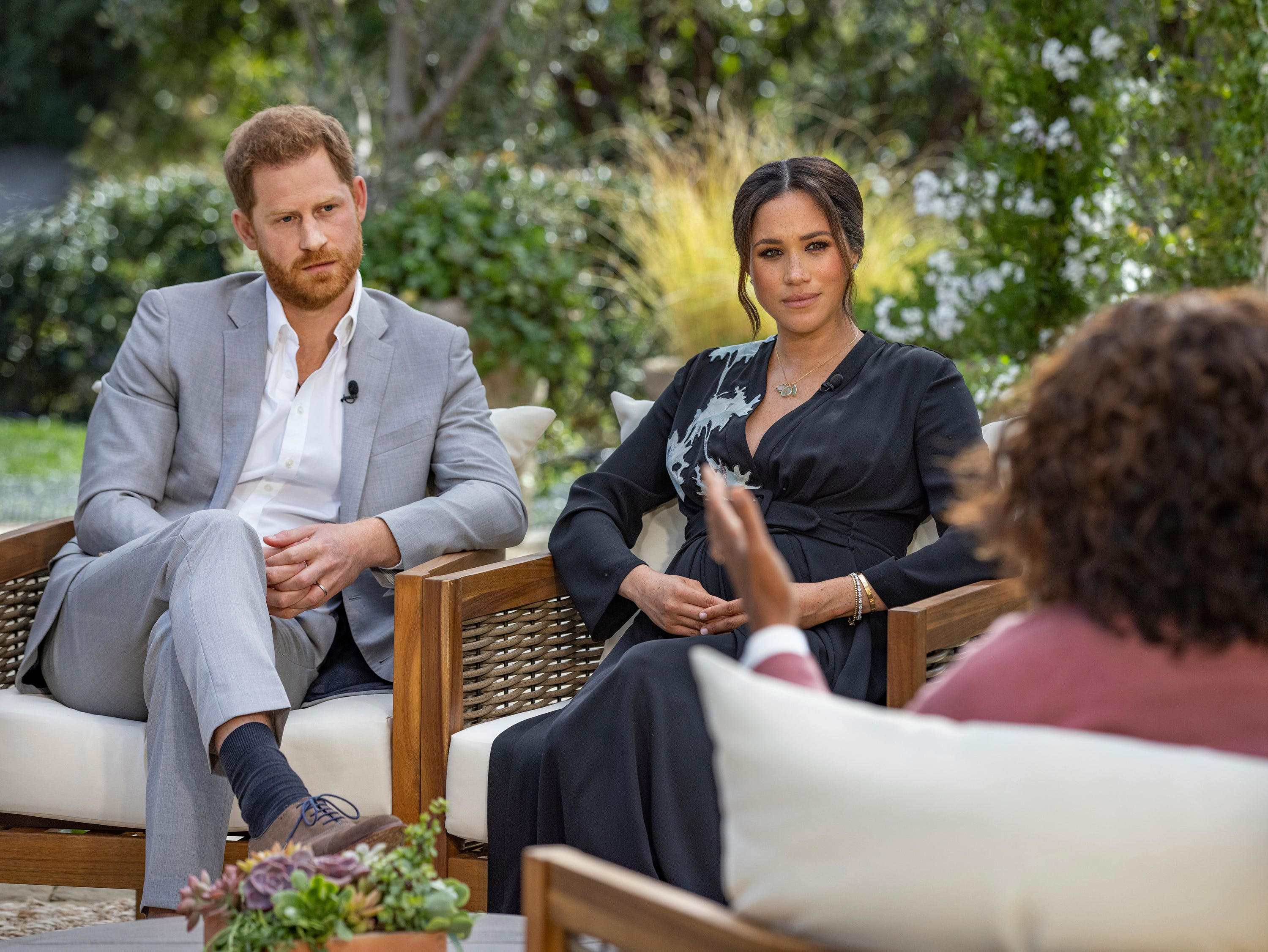 Harry, Meghan to delve into royal split with Oprah 2