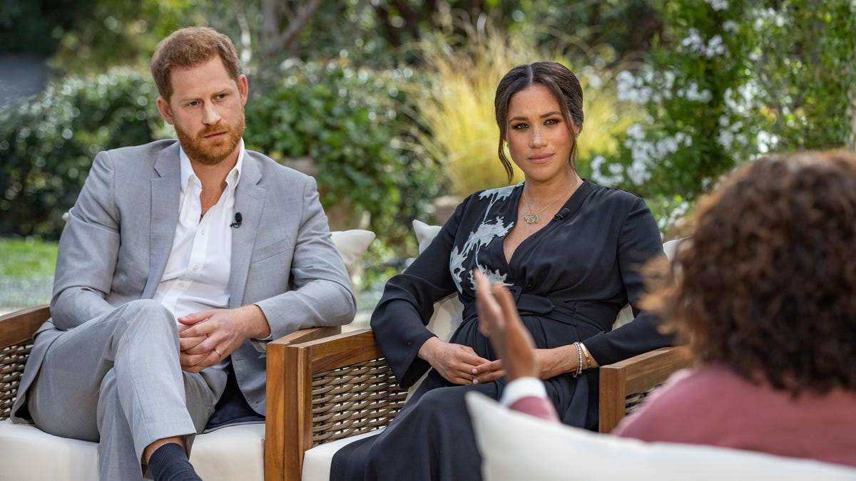 Harry, Meghan to delve into royal split with Oprah 3