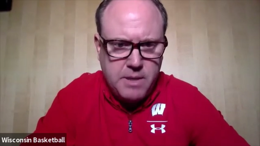 Hook-and-hold call is 'a joke,' UW's Greg Gard says after latest one on Brad Davison