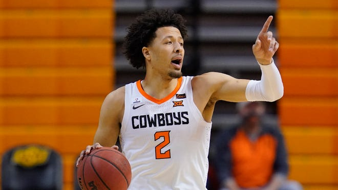 Did the Thunder sit their veterans for the rest of the season so they could have a better shot at landing Cade Cunningham in the NBA Draft?