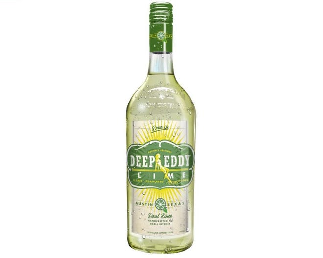 Deep Eddy Vodka's newest flavor is lime, and it's hitting stores around the country in March.