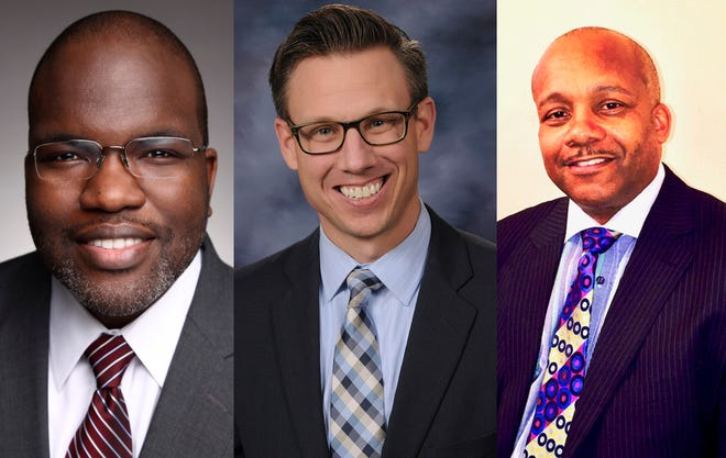 The Columbia Board of Education has selected three candidates as finalists for the position of superintendent of schools.  The finalists are Erick Pruitt, deputy chief of high schools for Chicago Public Schools; Chace Ramey, chief operating officer for the Iowa City Community School District; and Harold Brian Yearwood, chief operations officer for the Manor Independent School District in Manor, Texas.