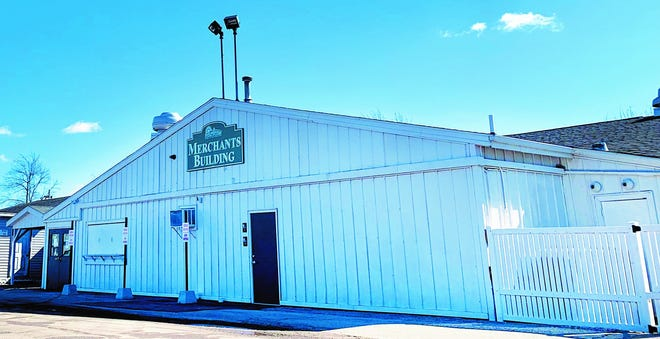 The Merchants Building at the Lenawee County Fairgrounds is the new location for COVID-19 vaccinations in Lenawee County.