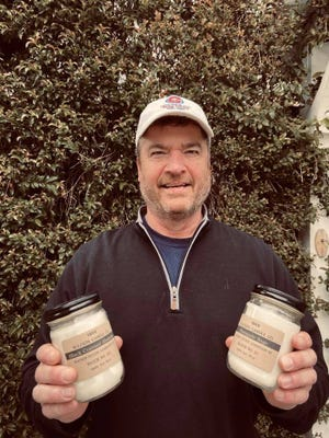 Hollywood actor Pat Finn discovered Watson Candle Co. soy candles and became one of the Davidson County businesses' first customers to have the candles shipped to him. He has promoted the candles on social media since, garnering more North Hollywood, California, celebrity customers for the Reedy Creek community candle company. Bradley Watson, the company owner, opened an online story on March 8 to expand his customer base.