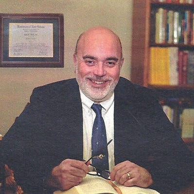 John Stelly has taken the helm of Ascension Parish Library.