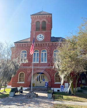 Early voting for the March 20 election began throughout the parish, including at the courthouse in Donaldsonville.