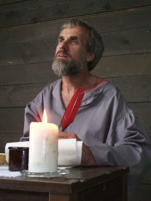 """""""A Visit with St. Paul,"""" a one-man show depicting the life of St. Paul, is scheduled for 1 to 2 p.m. Saturday, March 13, at Holy Family Roman Catholic Church in Little Falls. The event is free and open to the public."""